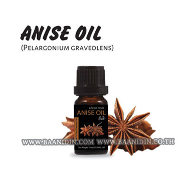 BAANIDIN Anise Essential oil 10 ml