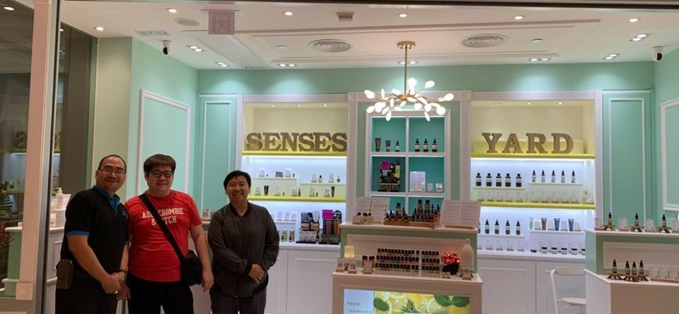 Senses Yard new branch now open at Harbour North, North Point, Hong Kong