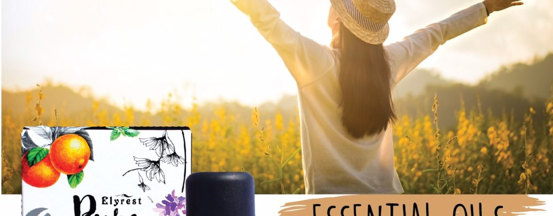 pure essential oils for happiness