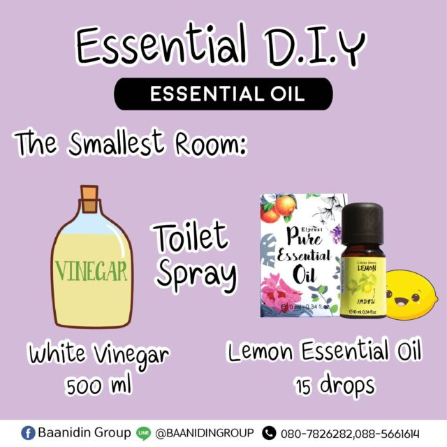 Essential Oil D.I.Y.
